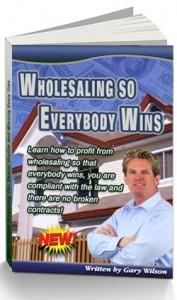 Wholesaling so everybody wins