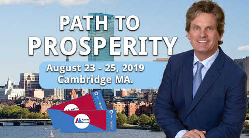 Gary Wilson - Path To Prosperity Event Boston