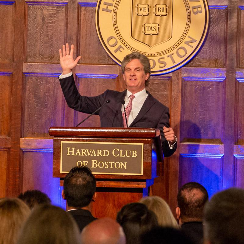 Gary Wilson Harvard Club